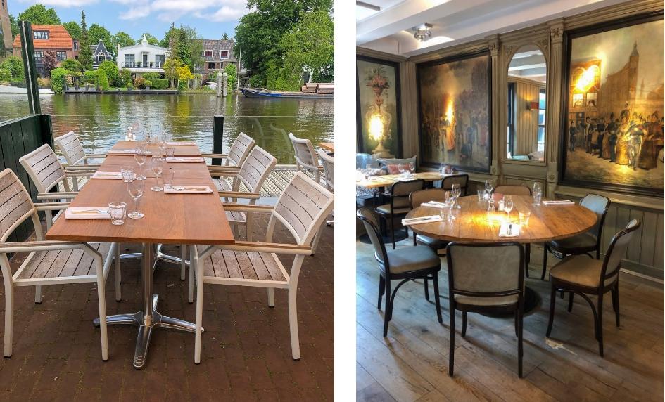 Dagje weg naar Amstelveen. eten in Amstelveen. Avondje Amstelveen Brasserie Paardenburg