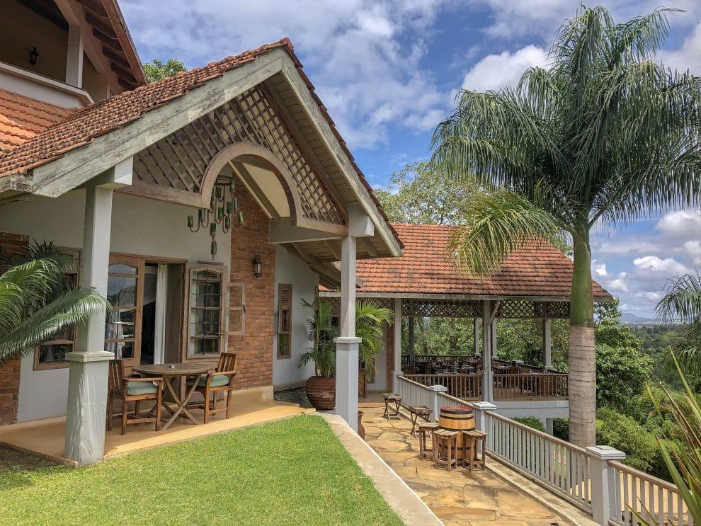 safari in tanzania Onsea house Arusha restaurants in Arusha