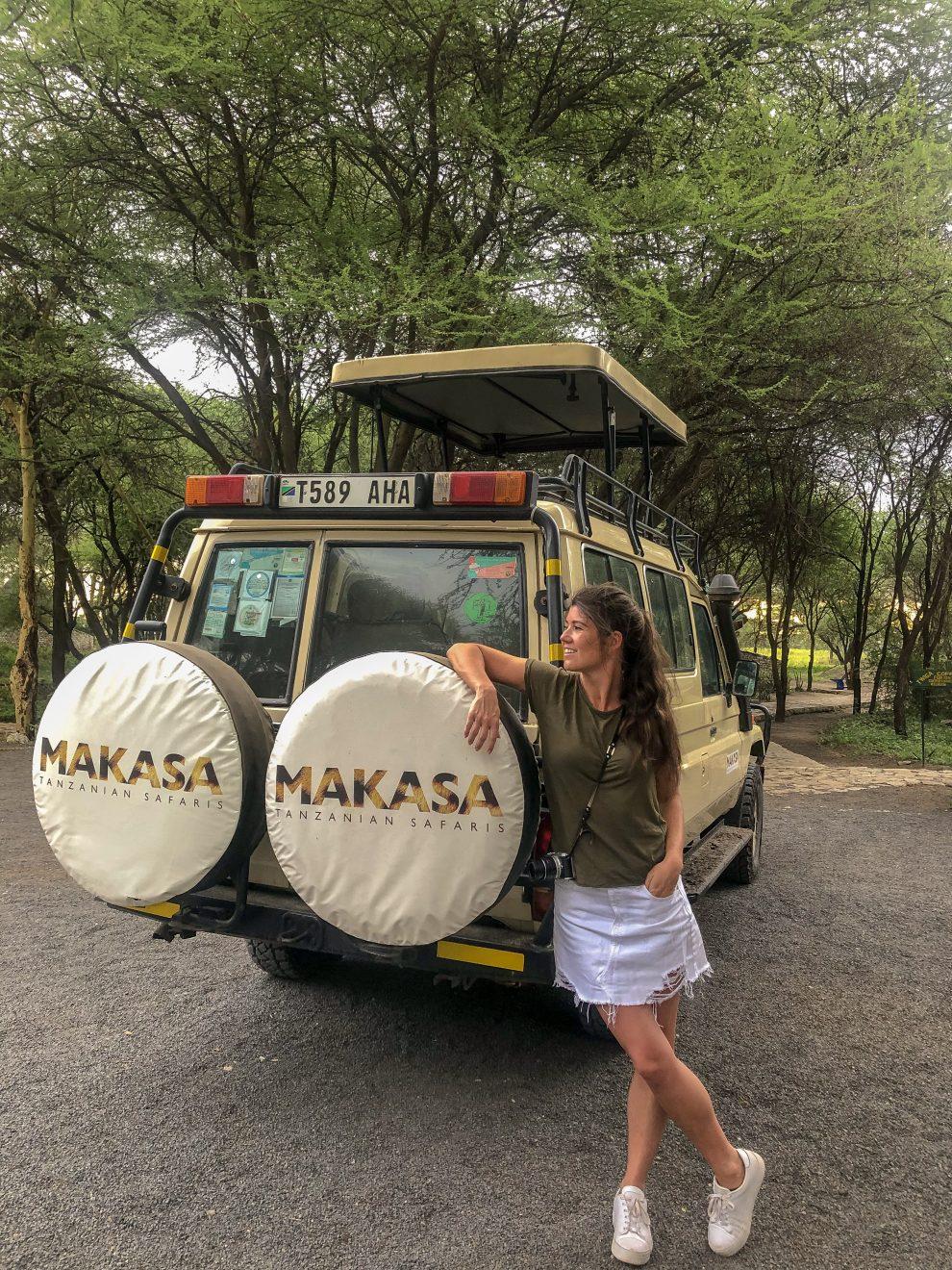 Fotograferen op safari. Dit zijn de beste tips! Safari in Tarangire National Park Tanzania Makasa safaris