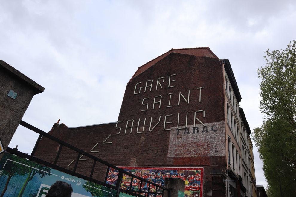 Stedentrip Lille, alle tips voor een weekendje weg Lille 3000 Eten en drinken in Gare Saint Sauveur
