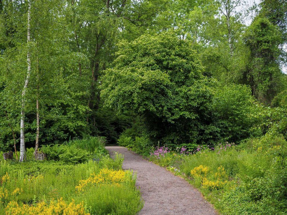 Dagje weg naar Amstelveen. Heemparken Amstelveen, natuur in Amsterdam