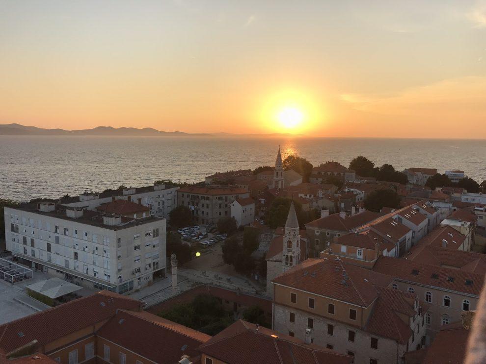 Rondreis Kroatië. Vakantie
