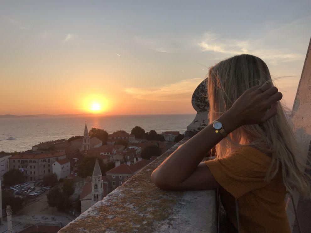 Rondreis Kroatië. vakantie naar Kroatie. Bezienswaardigheden Zadar.