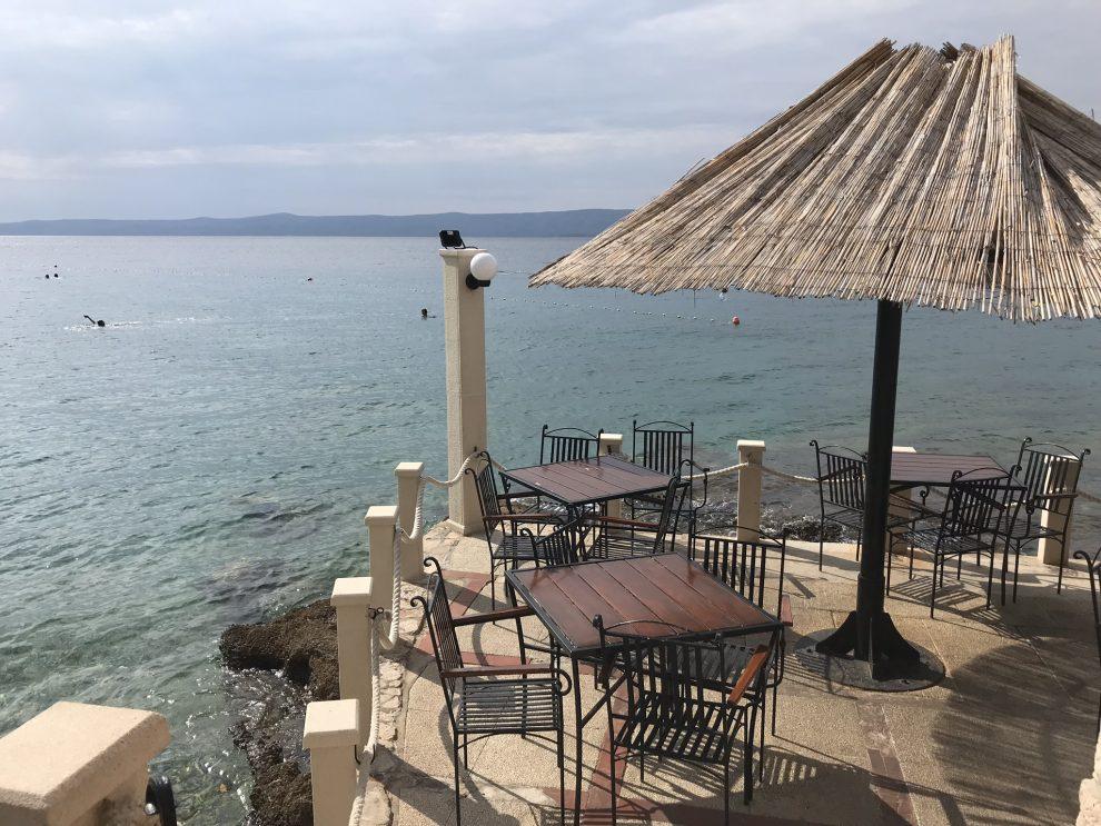 Rondreis Kroatië. de eilanden van Kroatie. Braç eiland - Bol