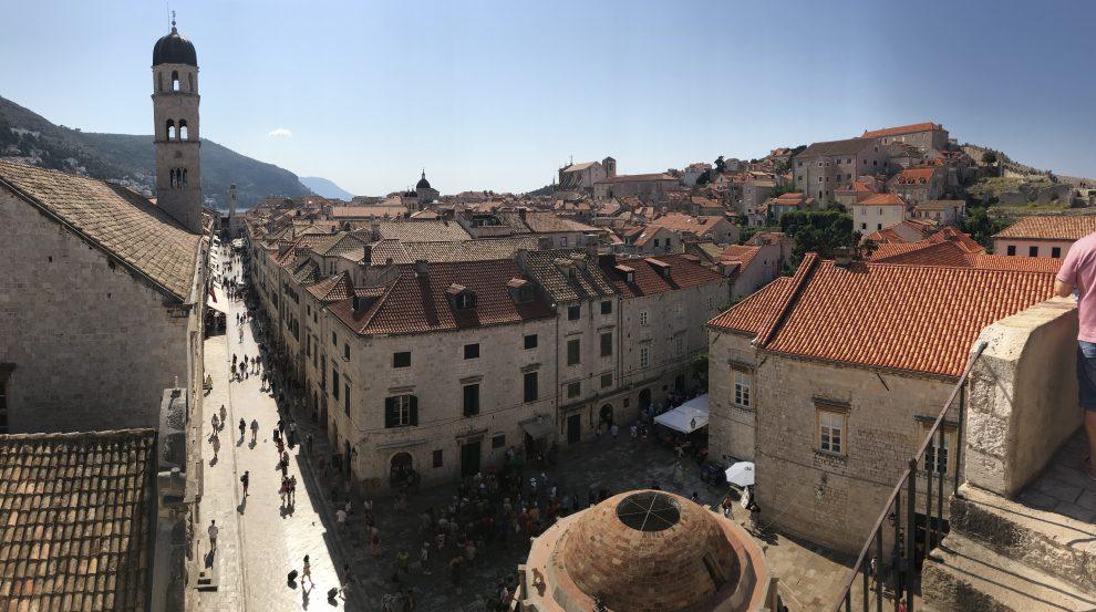 Rondreis Kroatië. Bezienswaardigheden Dubrovnik; de must see's & do's tijdens een stedentrip Dubrovnik.