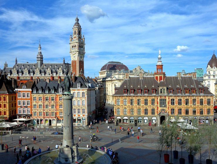 Stedentrip Lille