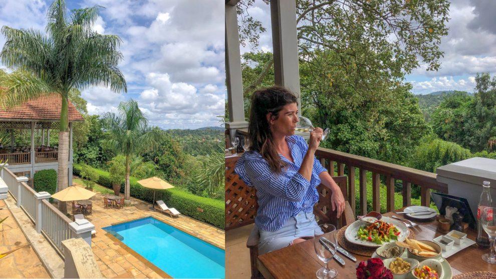 Safari rondreis door Tanzania. Overnachten in Arusha. Het mooiste hotel van Tanzania Onsea house Arusha. Een safari boeken in het laagseizoen.