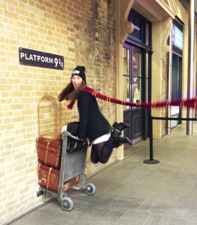 overnachten in een Harry Potter kamer in London. Georgian House Hotel - weekend London Harry Potterovernachten in een Harry Potter kamer in London. Georgian House Hotel - weekend London Harry Potter
