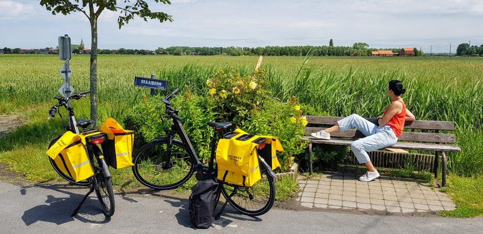 Zo is een weekendje Brugge en het Brugse Ommeland verkennen. Lonneke Stevens