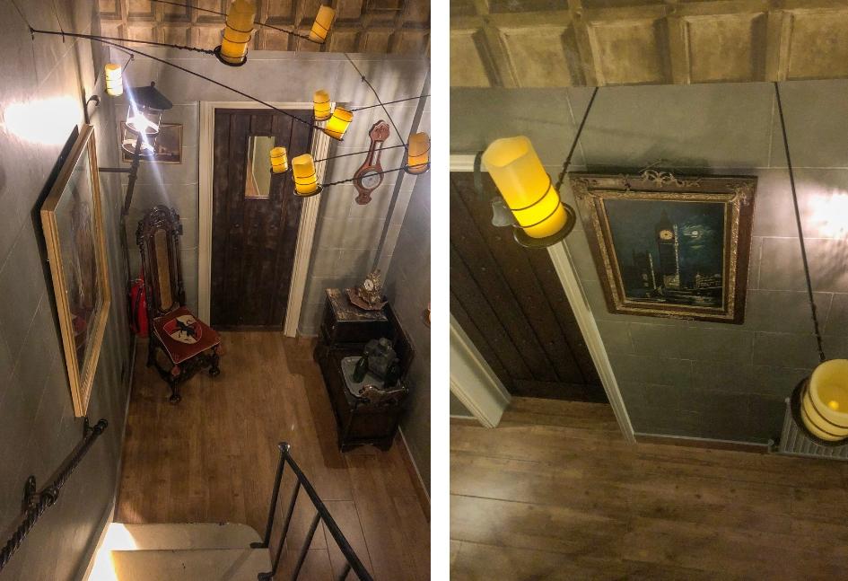 overnachten in een Harry Potter kamer in London. Georgian House Hotel - weekend London Harry Potter