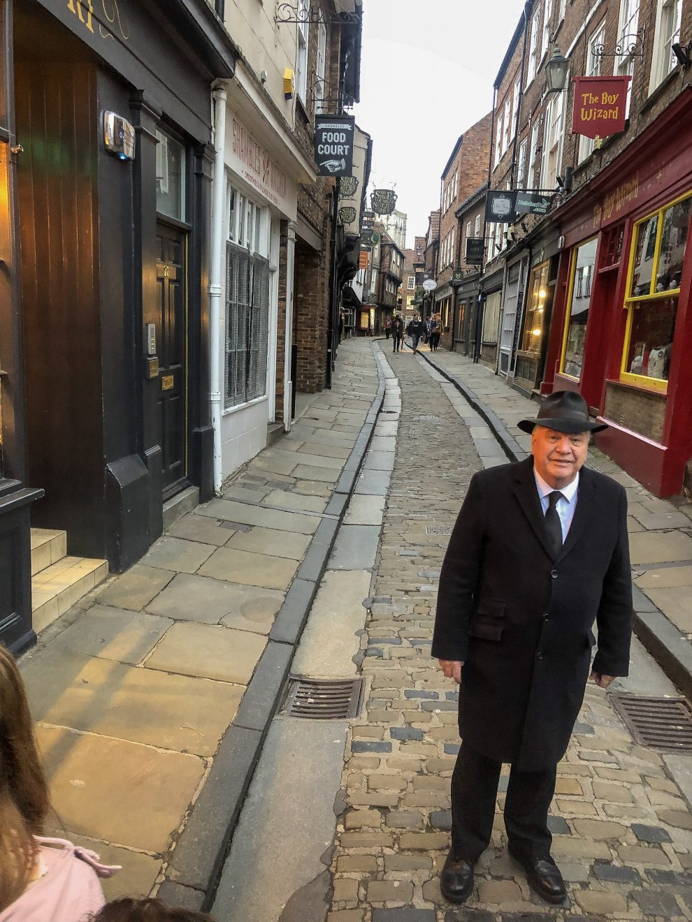 Stedentrip York, Shambles, Harry Potter straat Diagon Alley, The Original Ghost Walk
