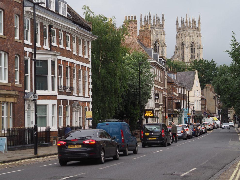 Stedentrip York, dit is York Minster, de grootste Kathedraal van Noord Europa
