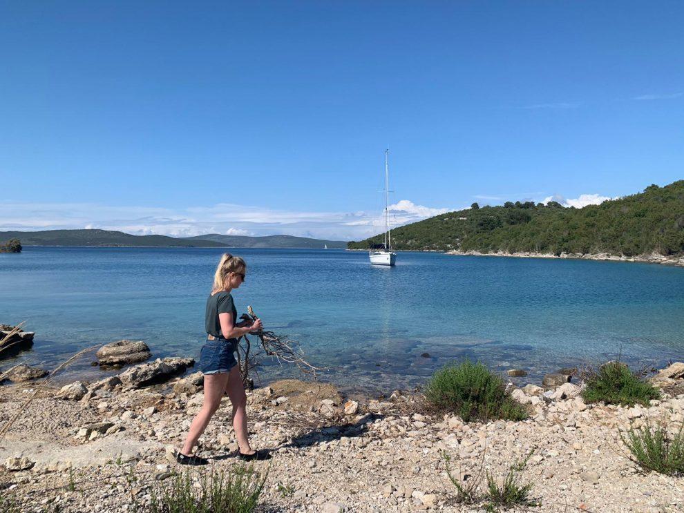 Zeilen in Kroatië: ervaring + tips voor een zeilvakantie