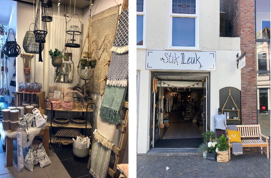 Weekendje weg naar Bergen op Zoom. De leukste winkels, winkelen in Bergen op Zoom bij Stik Leuk