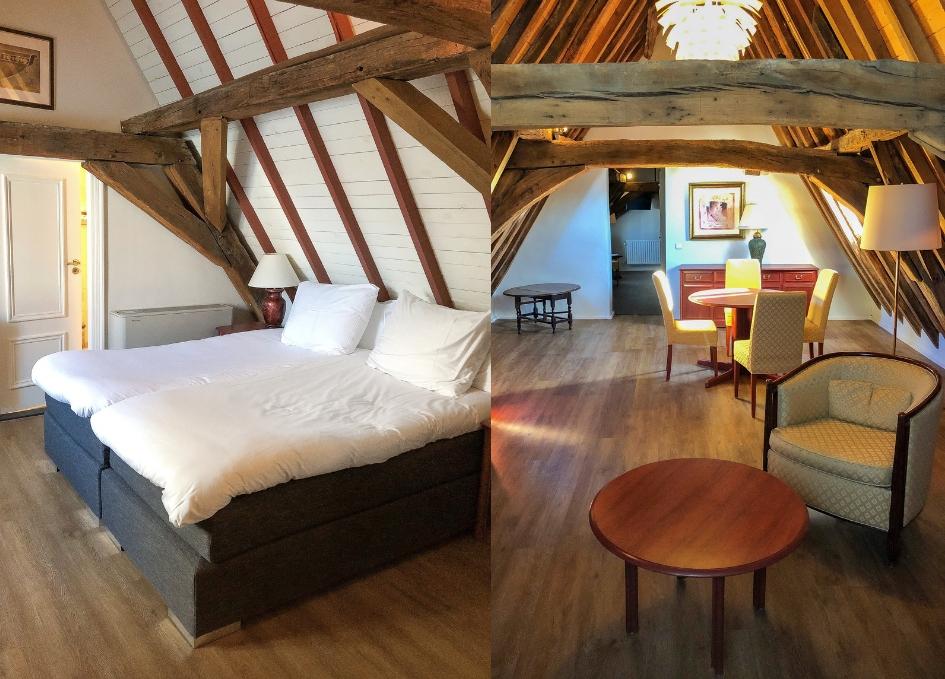 Weekendje weg naar Bergen op Zoom. Overnachten in Bergen op Zoom - Hotel de Draak - oudste hotel van Nederland