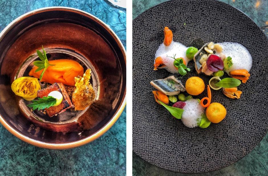 Weekendje weg naar Bergen op Zoom. Culinair eten Hemingway- Grote Markt 36
