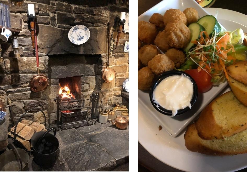Best restaurants in North York Moors, The Lion Inn