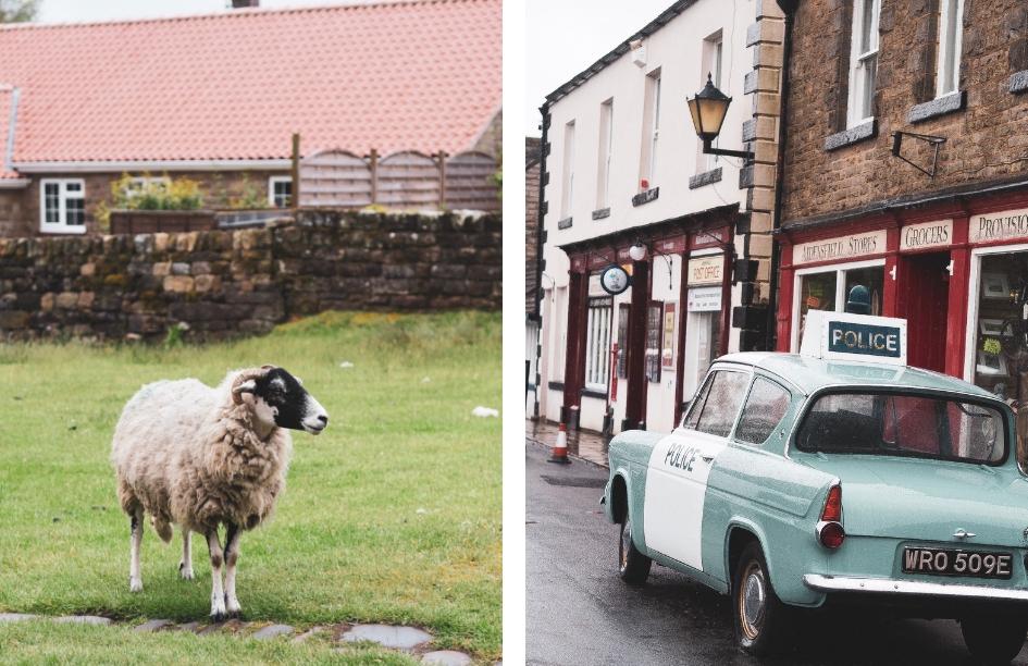 Goathland, Heartbeat, Aidensfield, North York Moors National Park Engeland - wandelroutes, lunchen, overnachten, bucketlist reizen