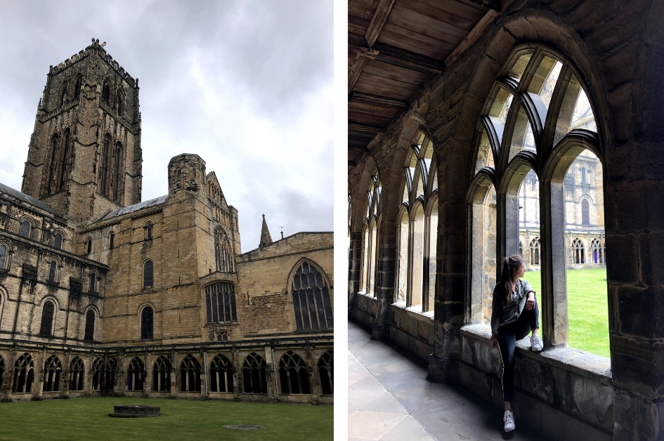 Harry Potter reis door Engeland. Durham Cathedral - Alle Harry Potter filmlocaties