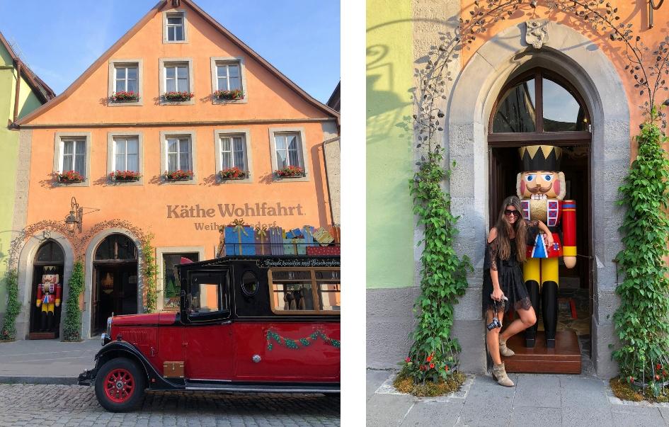 Balkan roadtrip - 3weekse reisroute Rothenburg ob der Tauber in Duitsland