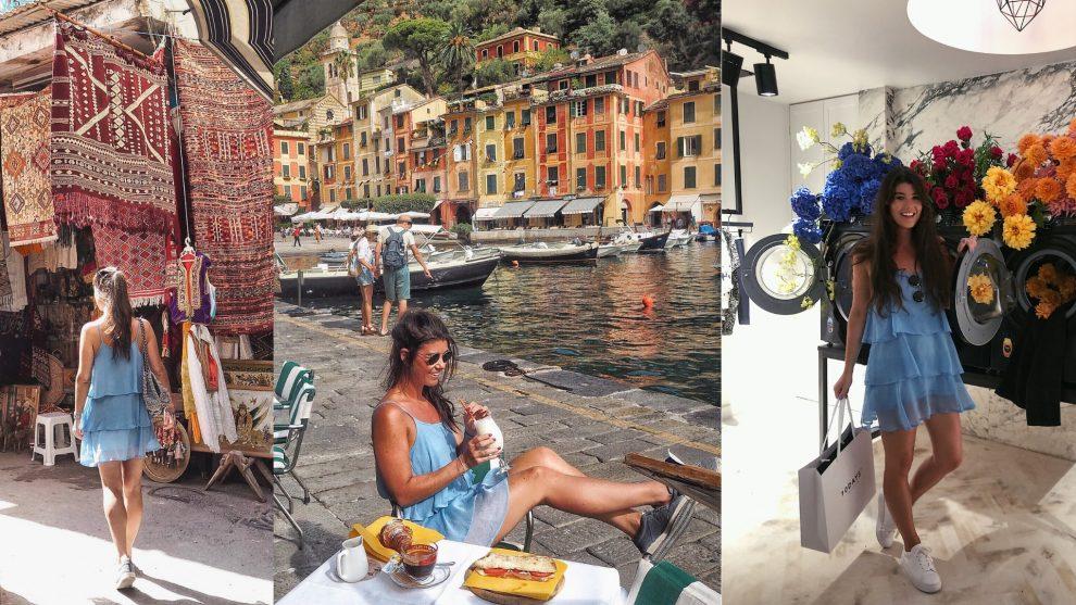 Stijlvol reizen - tips om comfortabel te reizen - fashionable outfits op reis