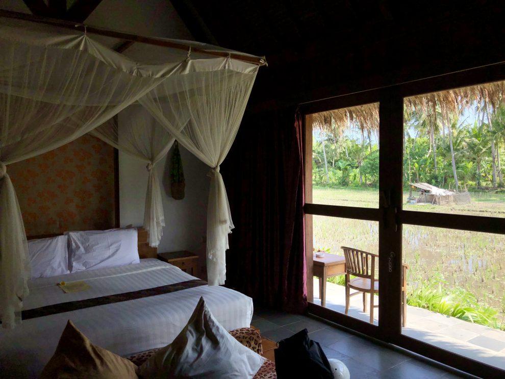 Eerste keer op vakantie naar Bali. 21-daagse reisroute & 10 tips - Sapulidi Resort in Ubud - leuke slaapplekken in Ubud