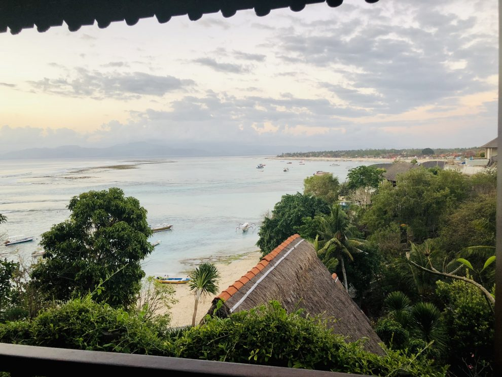 Eerste keer op vakantie naar Bali. 21-daagse reisroute & 10 tips -Song Lambung Beach Huts op Nusa Lembongan- leuke slaapplekken op Nusa Lembongan