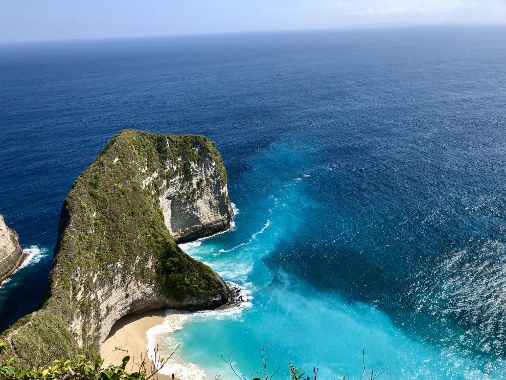 Eerste keer op vakantie naar Bali. 21-daagse reisroute & 10 tips - Met de boot naar de eilandenNusa Lembongan, Nusa Cenigan en Nusa Penida.
