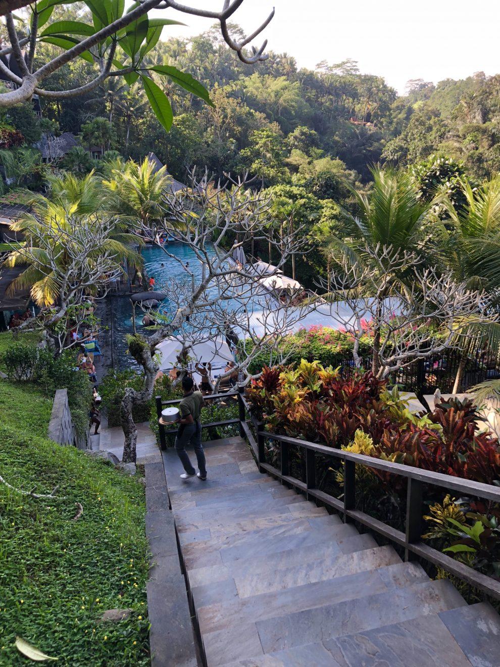 Eerste keer op vakantie naar Bali. 21-daagse reisroute & 10 tips - dingen doen in Ubud - beachclub Jungle Fish
