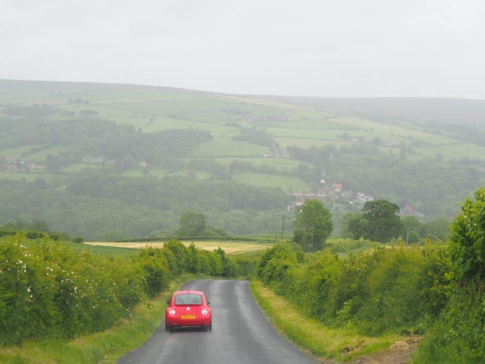 Waar ligt North York Moors National Park Engeland - wandelroutes, lunchen, overnachten, bucketlist reizen