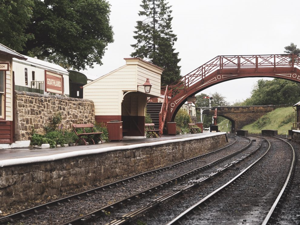 Harry Potter reis door Engeland. Goathland station - Zweinsveld - Hogsmeade station - Alle Harry Potter filmlocaties
