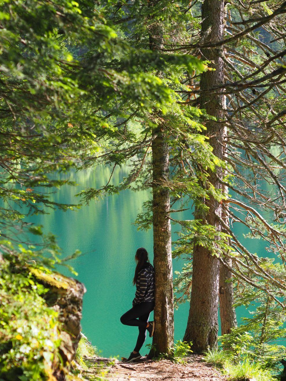 Balkan roadtrip - 3weekse reisroute - de bergen van Montenegro - National Park Dormitor - Black Lake