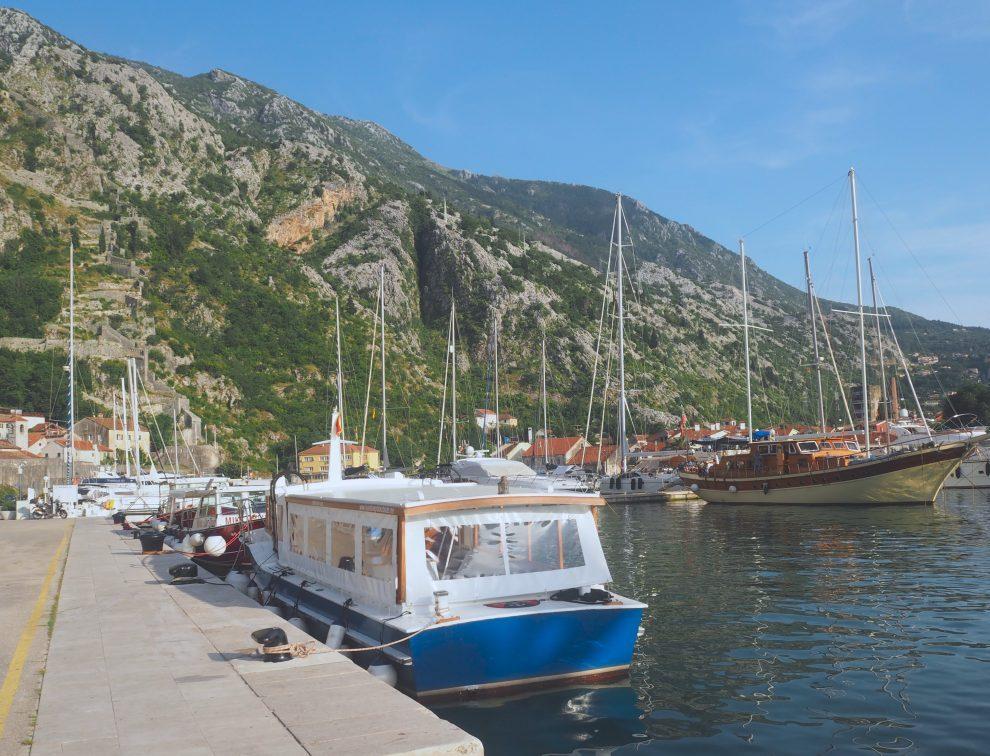 Balkan roadtrip - 3weekse reisroute - De kust van Montenegro - een vakantie naar Kotor