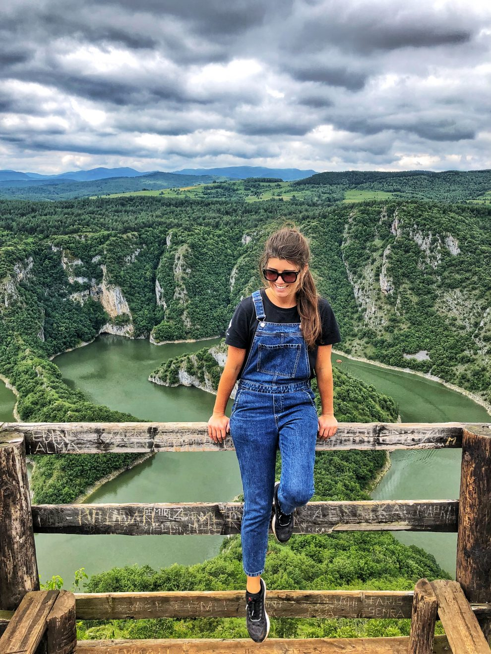 Balkan roadtrip - 3weekse reisroute - Uvac Canyon Servie - bezienswaardigheden dingen doen in Servie