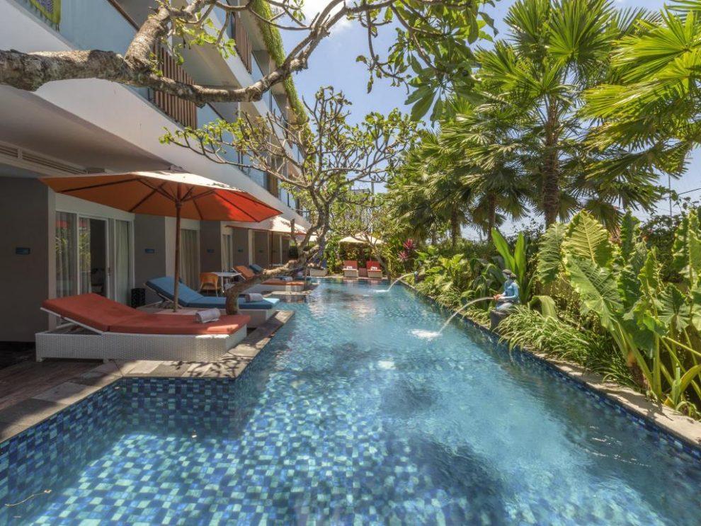Eerste keer op vakantie naar Bali. 21-daagse reisroute & 10 tips - Destiny Boutique Hotel in Seminyak - Destiny Boutique Hotel in Seminyak