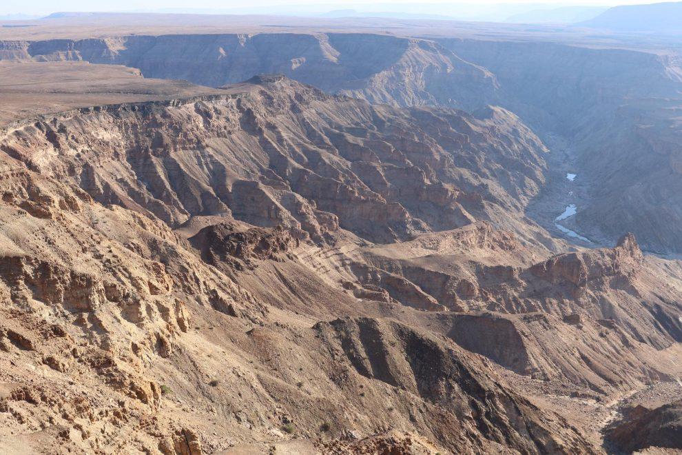 Rondreis Namibie. De mooiste plekken voor 3 weken - Rondreis Namibie. De mooiste plekken voor 3 weken - Fish River Canyon