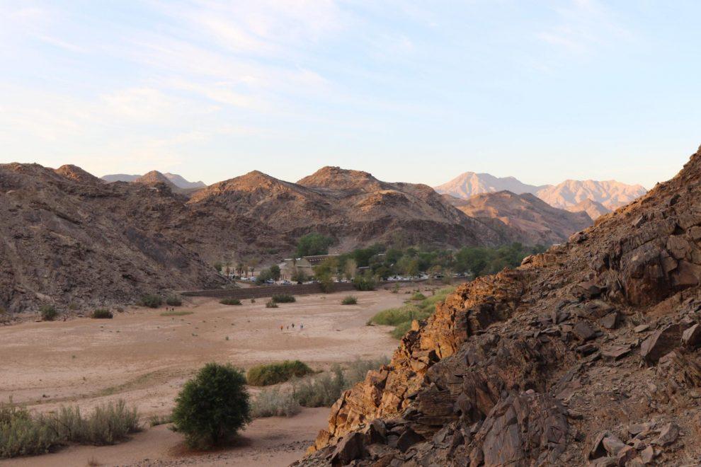 Rondreis Namibie. De mooiste plekken voor 3 weken - Ai-Ais Resort