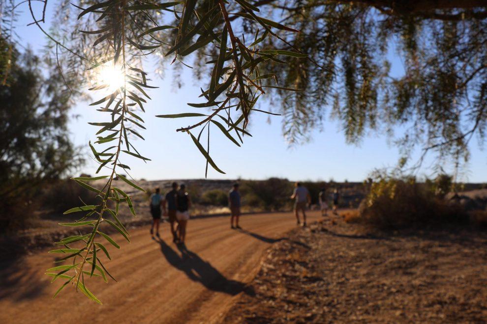 Rondreis Namibie. De mooiste plekken voor 3 weken - Augrabies Falls National Park - Dassie Trail
