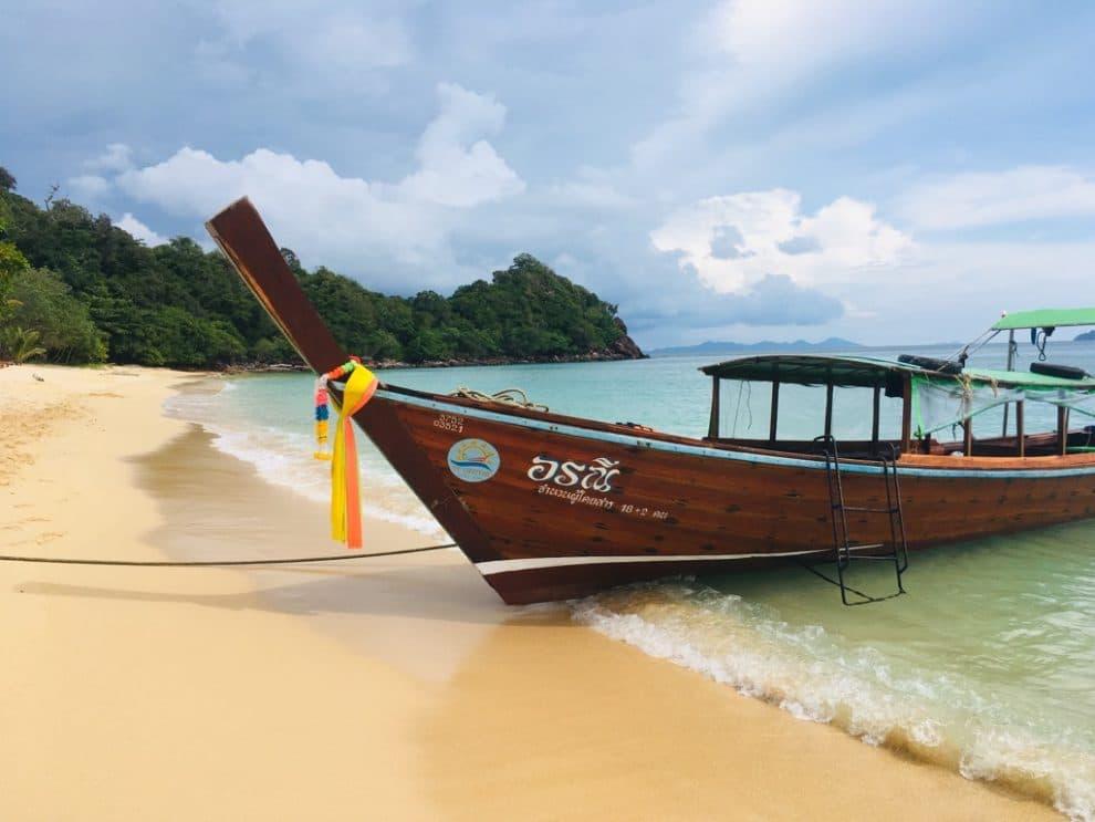 hoogtepunten van Zuid Thailand.