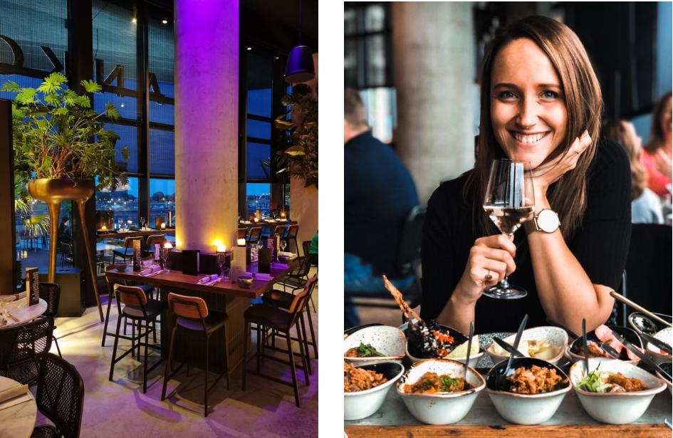 Bistrobar Bankoh Nijmegen, Aziatisch eten in Nijmegen aan de Waal, Bistrobar Berlin -restaurant review
