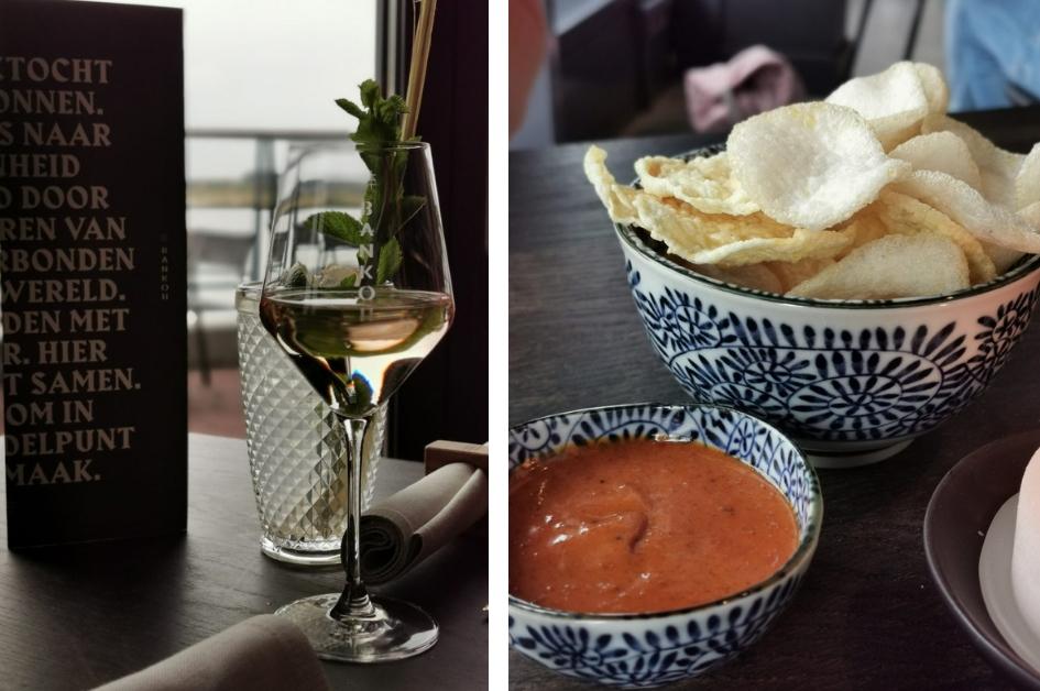 Bistrobar Bankoh Nijmegen, Aziatisch eten in Nijmegen aan de Waal, Bistrobar Berlin - restaurant review