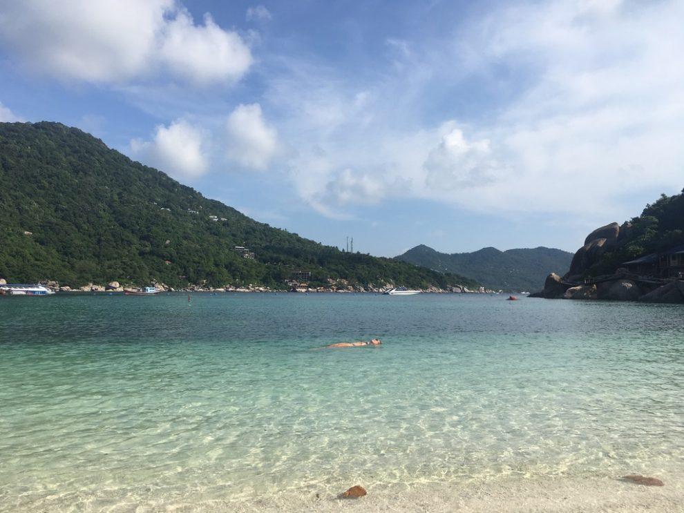 hoogtepunten van Zuid Thailand - de mooiste dingen om te doen en bezienswaardigheden voor een rondreis -eiland Koh Nang naast Koh Tao