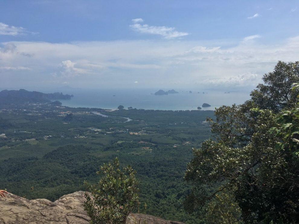 hoogtepunten van Zuid Thailand - de mooiste dingen om te doen en bezienswaardigheden voor een rondreis - Khao Ngon Nak viewpoint