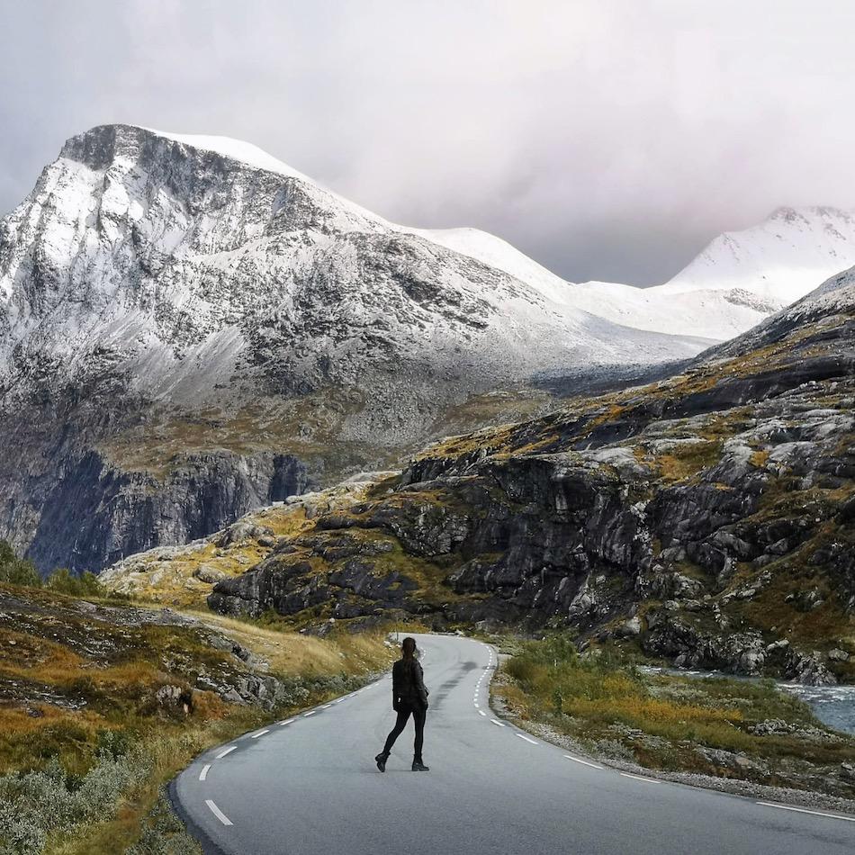 Rondreis door Midden Noorwegen point - Trollstigen