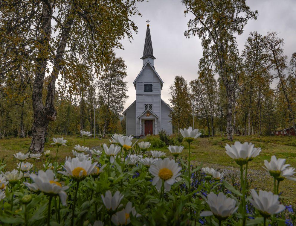 Vakantie in de wildernis van Zweden - Ankarede, Samisch dorpje, Vildmarksvägen, Wilderness Road Zweden, op vakantie in Jamtland.