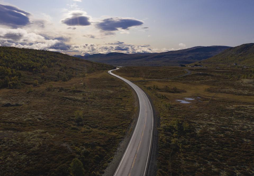Rondreis door Midden Noorwegen Dovrefjell National park