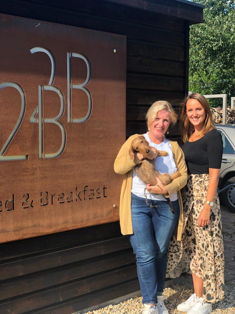 bijzonder overnachten in de natuur van Gelderland, Bed&Breakfast 2B2B Wijchen