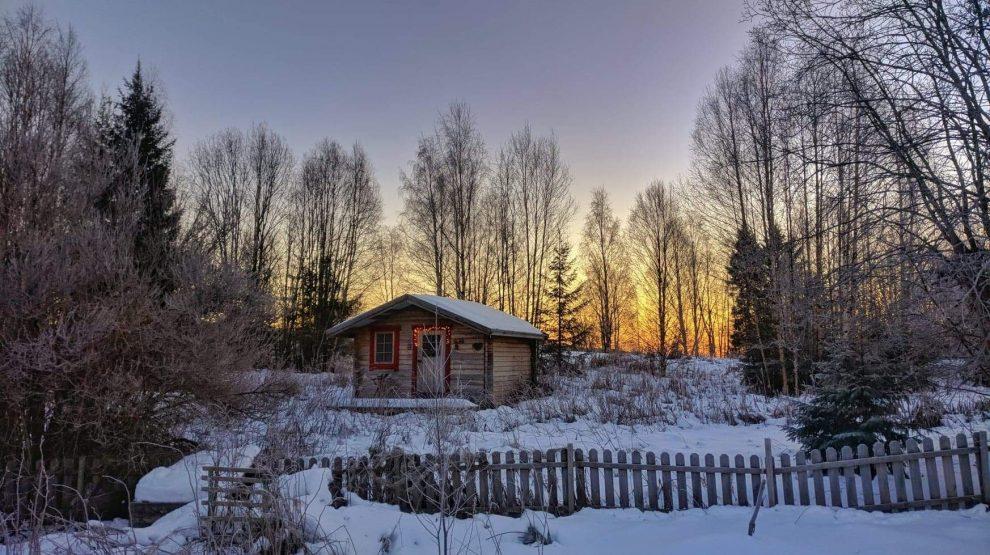 Vakantie in de wildernis van Zweden -Nordic Husky Farm, Vildmarksvägen, Wilderness Road Zweden, op vakantie in Jamtland.