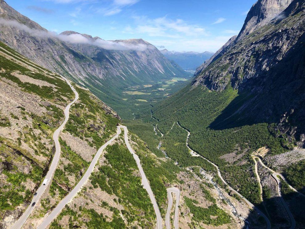 Zuid-Noorwegen rondreis. bezienswaardigheden & tips! Trollstigen