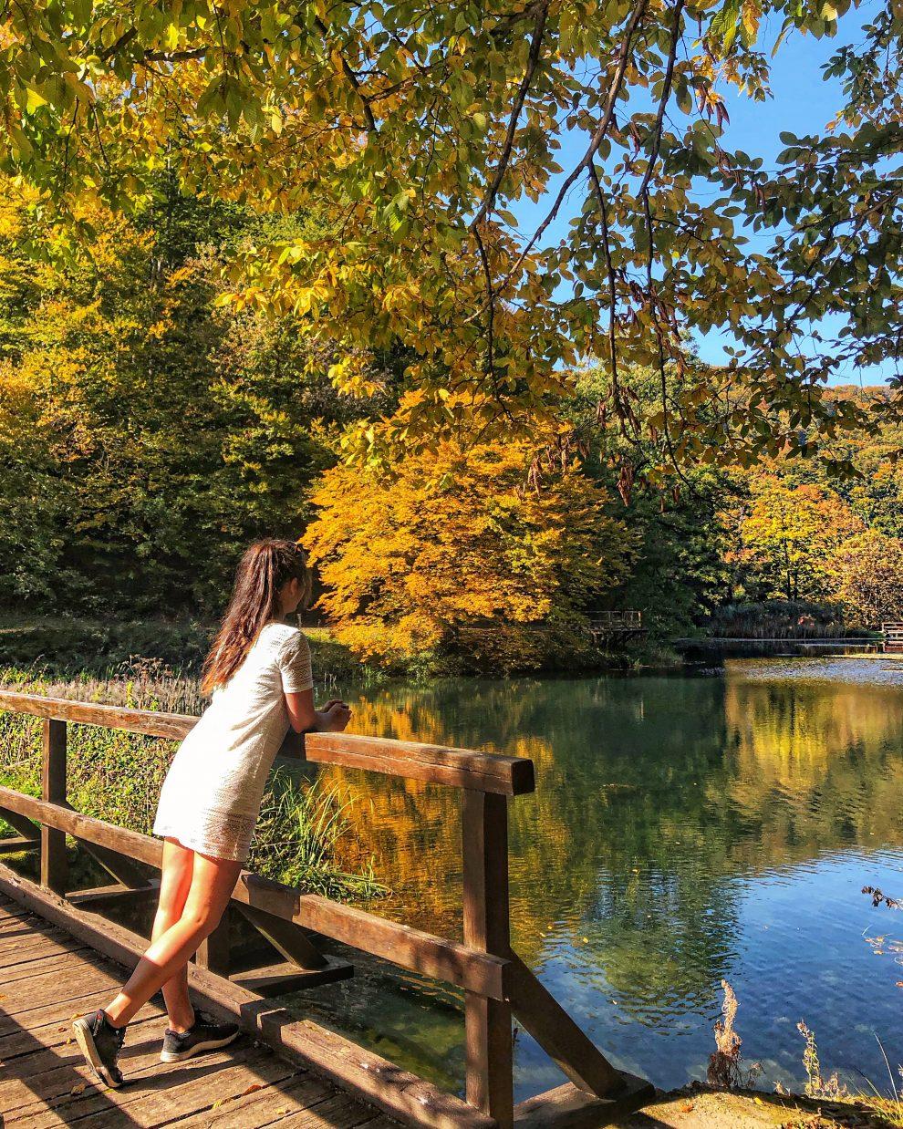 Slavonië Kroatië, op vakantie in Kroatie, balkan reizen, Park prirode Papuk